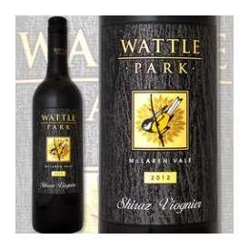 ピラミマ・ウォットルパーク・シラーズ・ヴィオ二エ 2012【オーストラリア】【赤ワイン】【750ml】【フルボディ】【辛口】