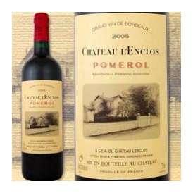 シャトー・ランクロ 2005【フランス】【赤ワイン】【750ml】【フルボディ】【ポムロール】
