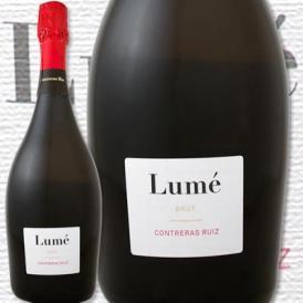 コントレラス・ルイス・ルメ・ブリュット【スペイン】【白スパークリングワイン】【750ml】【辛口】【瓶内二次発酵】【シャンパン製法】【アンダルシア】【コンダード・デ・ウエルバ】