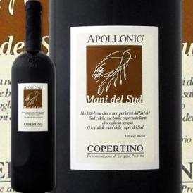 アッポローニオ・コペルティーノ 2014 イタリア 赤ワイン 750ml フルボディ 辛口