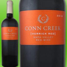 コン・クリーク・へリック・レッド・ナパ・ヴァレー 2013【アメリカ】【カリフォルニア】【辛口】【フルボディ】【赤ワイン】【Conn Creek】