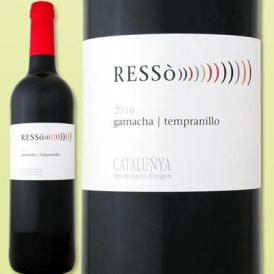 レッソ・ネグレ 2016【スペイン】【カタルーニャ】【赤ワイン】【750ml】【ミディアムボディ】【980円以下】【ガルナッチャ】【テンプラニーリョ】| ぶどう酒 葡萄酒 スティルワイン 内祝