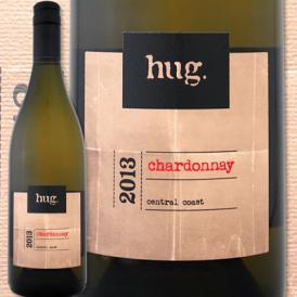 ハグ・セラー・シャルドネ 2013【アメリカ】【白ワイン】【750ml】【ミディアムボディ】【辛口】