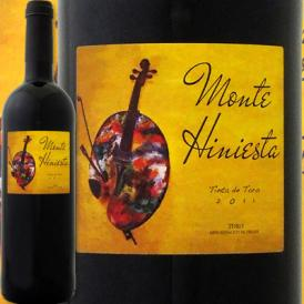 モンテ・イニエスタ 2011【スペイン】【赤ワイン】【750ml】【ミディアムボディ】【辛口】