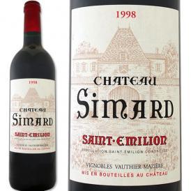 シャトー・シマール 1998【フランス 】【ボルドー】【赤ワイン】【成人】【750ml】