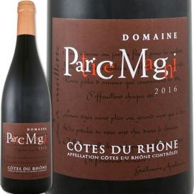 ドメーヌ・パトリス・マニ・コート・デュ・ローヌ 2016フランス 赤ワイン 750ml フルボディ 辛口