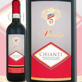 ウッジアーノ・キャンティ・プレステージ 2016【イタリア 】【赤ワイン】【750ml】【トスカーナ】【Chianti】