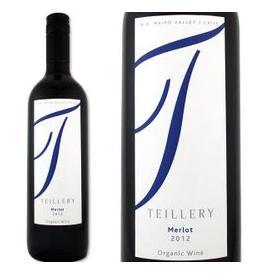 テイレリー セレクト・テロワール・メルロー 2012<br><br>【チリ】【赤ワイン】【オガーニック】【フェア・トレード】【750ml】【辛口】【マイポ・ヴァレー】