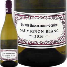 Dr.V.バッサーマンヨーダン・ソーヴィニヨンブラン 2016【ドイツ】【白ワイン】【750ml】【ミディアムボディ】【辛口】