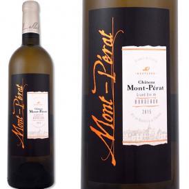シャトー・モン・ペラ・ブラン 2015<br><br>【フランス】【白ワイン】【750ml】【ミディアムボディ寄りのフルボディ】【辛口】【パーカー91点】