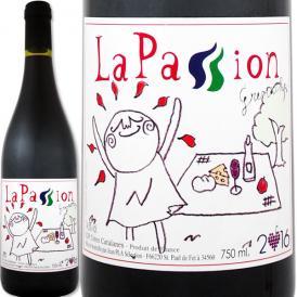 ラ・パッション・グルナッシュ 2016 フランス France 赤ワイン wine 750ml ミディアム 楽天ランキング 神の雫 ワイン wine 赤ワイン wine 赤 ギフト プレゼント