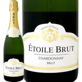 エトワール・ブリュット・ヴァン・ムスー・シャルドネ chardonnay フランス France 白スパークリング sparkling ワイン wine 750ml 辛口