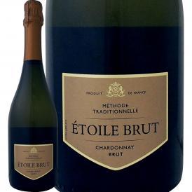 エトワール・ブリュット・メトード・トラディショナル・シャルドネ chardonnay フランス France 白スパークリング sparkling ワイン wine 750ml 辛口