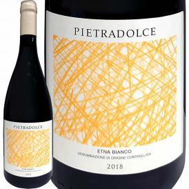 ピエトラドルチェ・エトナ・ビアンコ 2018 イタリア Italy 白ワイン wine 750ml シチリア