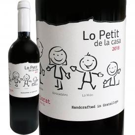 ロ・プティ・デ・ラ・カサ 2018 スペイン Spain 赤ワイン wine フルボディ プリオラート 銘醸地 高級産地 トニ・コカ グラタリョップス カタルーニャ 地中海地方