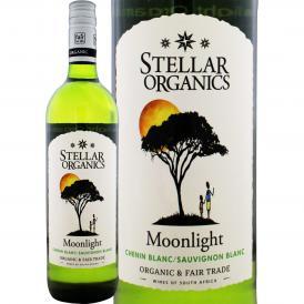 ステラー・ムーンライト・オーガニック・シュナンブラン・ソーヴィニョン・ブラン 南アフリカ共和国 白ワイン wine 750ml