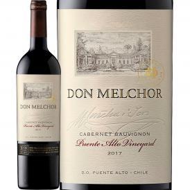 ドン・メルチョー・カベルネ・ソーヴィニョン 2017 チリ 赤ワイン wine 750ml 辛口 フルボディ 評価誌99点