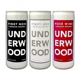 アメリカ America のナンバーワン缶ワイン wine 赤白ロゼ rose 6缶セット set 産地はオレゴン ちょっとだけ飲みたい時に便利な250mlサイズ ワイン wine ワイン