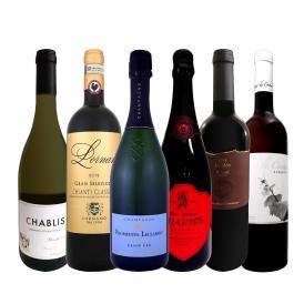 当店が自信をもって選ぶ格上ワインばかりです