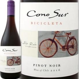 ピノノワール コノスル・ピノ・ノワール・ビシクレタ チリ 赤ワイン wine 750ml 辛口 Cono Sur