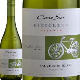 コノスル・ソーヴィニョン・ブラン・ビシクレタ チリ 白ワイン wine 750ml 辛口 Cono Sur