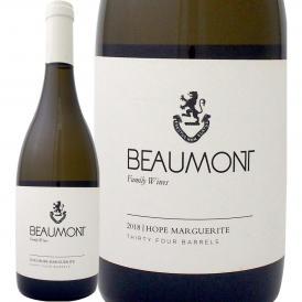 ボーモン・ホープ・マルゲリータ 最新ヴィンテージ 南アフリカ 白ワイン wine シュナン・ブラン 750ml 辛口 Beaumont