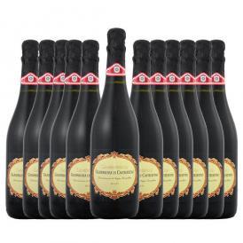 ランブルスコ Lambrusco まとめ買い フォルミージネ・ペデモンターナ・ランブルスコ Lambrusco ・グラスパロッサ・ディ・カステルヴェトロ・セッコ ワイン wine