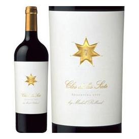 クロス・デ・ロス・シエテ 2015 アルゼンチン 赤ワイン wine 750ml 辛口 Clos de los Siete ミシェル・ロラン