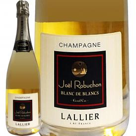 シャンパーニュ・ラリエ ブラン・ド・ブラン グラン・クリュN.V. ジョエル・ロブション シャンパーニュ 750ml スパークリング sparkling ワイン wine