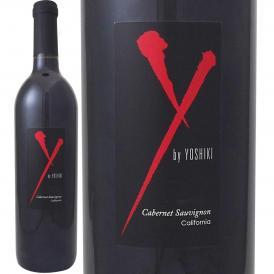 Y by Yoshiki・カベルネ・ソーヴィニョン 2018 アメリカ America 赤ワイン wine 750ml 辛口 X Japan ワイン wine 赤ワイン wine 赤 ギフト プレゼン