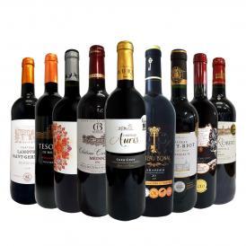 とにかく評価目白押しのワインを厳選した超目玉お買い得セット