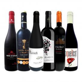 各国の特徴ある味わいを京橋ワインが厳選し選び抜いた、様々な