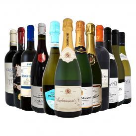 第8弾 本格シャンパン&ブルゴーニュ bourgogne 入り 特大スペシャル12本セット set