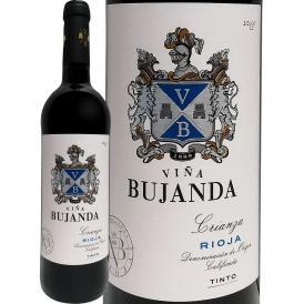 ビーニャ・ブハンダ・リオハ・クリアンサ 2016 スペイン Spain リオハ アラベサ 銘醸地 特選原産地呼称 テンプラニーリョ パーカー parker 90点 赤ワイン wine