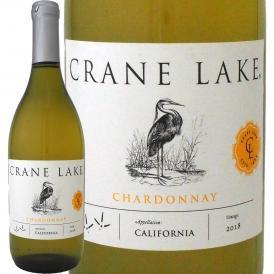 クレインレーク・カリフォルニア・シャルドネ chardonnay 最新ヴィンテージ Crane Lake 白ワイン wine 750ml