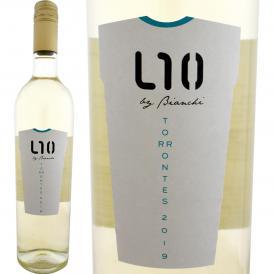 L10・バイ・ビアンキ・トロンテス2020 白ワイン wine アルゼンチン 辛口 750ml メッシ Leo Messi