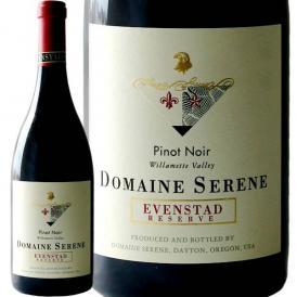 ドメーヌ・セリーヌ・エヴァンスタッド・リザーヴ・ピノ・ノワール 2017 3ヴィンテージ連続ロマネ・コンティのワイン wine に勝った アメリカ America 赤ワイ