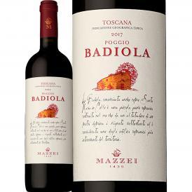 フォンテルートリ・バディオラ 2017 イタリア Italy 赤ワイン wine 750ml ミディアムボディ寄りのフルボディ トスカーナ