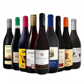 ピノ・ノワール三昧9本セット set 世界中のピノ・ノワール赤ワイン wine だけをセレクト