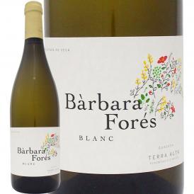 バルバラ・フォレス・ブラン 2019 スペイン Spain 白ワイン wine 750ml 辛口 テラアルタ カタルーニャ ガルナッチャ・ブランカ オーガニック 有機栽培 未認証