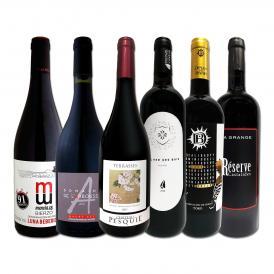 すべてパーカー parker 90点以上 上級赤ワイン wine 6本セット set