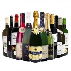 第14弾 本格シャンパン&ブルゴーニュ bourgogne 入り 特大スペシャル12本セット set