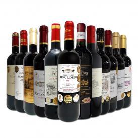 赤ワイン wine セット set 第44弾 金賞ボルドー bordeaux スペシャル 当店厳選金賞ボルドー bordeaux 750ml 12本セット set ワイン wine セット set 赤