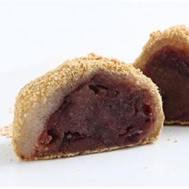 御城之口餅(おしろのくちもち) 【粒餡きな粉餅】【 20個入り 】