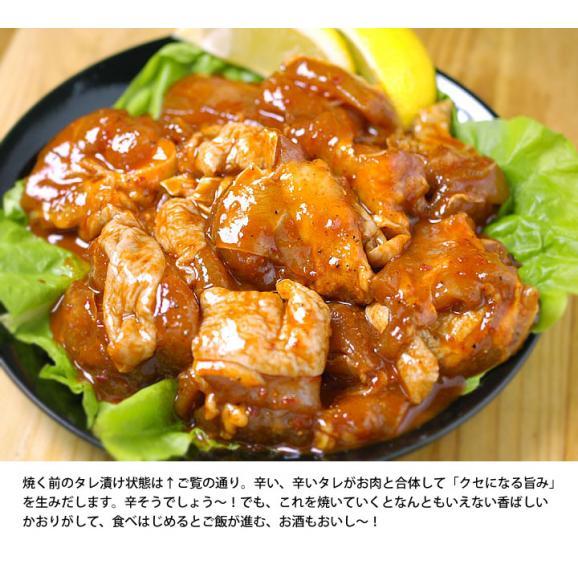 プルダッ(火の鶏)400g 激辛鶏肉焼き【冷凍便】 #805