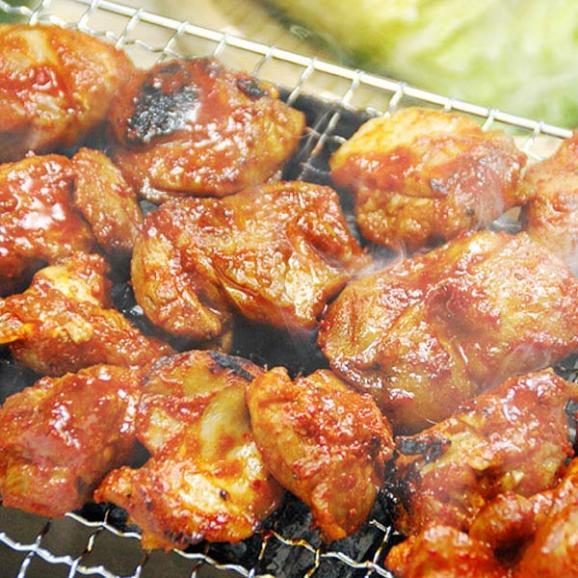 プルダッ(火の鶏)400g 激辛鶏肉焼き【冷凍便】 #806