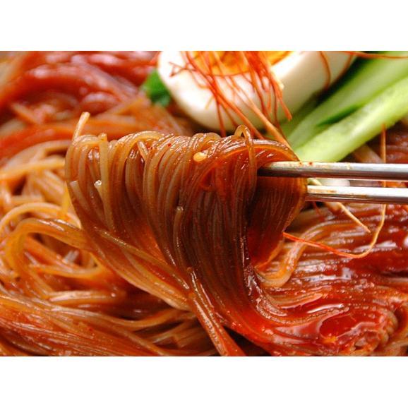 宋家のビビム冷麺2食入 ピビム麺・ピビン麺・ビビン麺・ビビム麺 [韓国冷麺] 【常温・クール冷蔵便可】#803