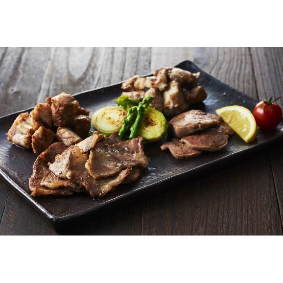 イベリコ豚焼肉4種セット 700g02