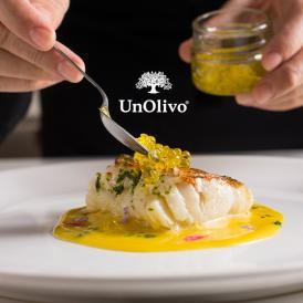 【魅惑のオリーブオイル】キャビア オリーブオイル UnOlivo アンオリーヴォ Caviar Olive Oil エクストラバージンオイル  常温 ※オリーブオイル50g[単品]