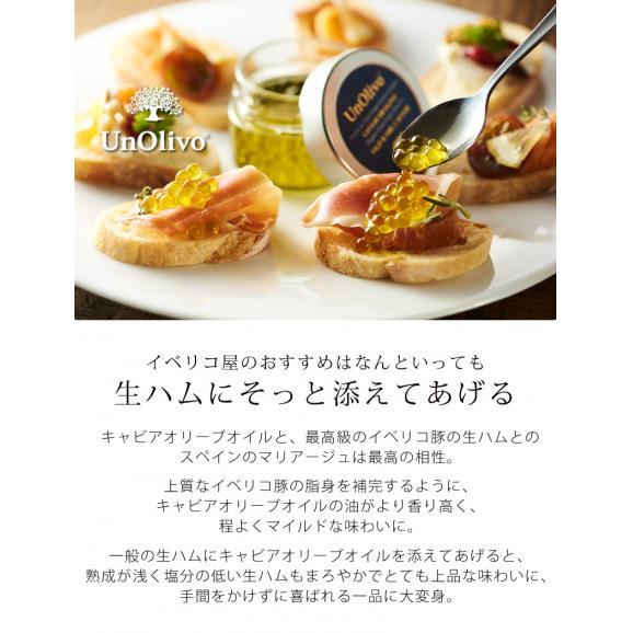 【魅惑のオリーブオイル】キャビア オリーブオイル UnOlivo アンオリーヴォ Caviar Olive Oil エクストラバージンオイル04